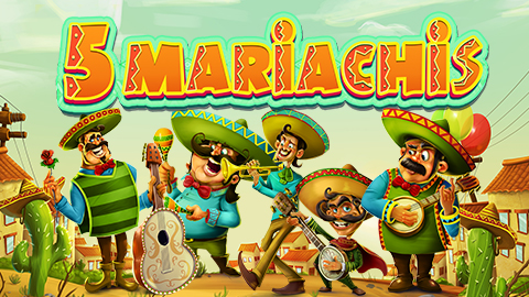 FIVE MARIACHIS
